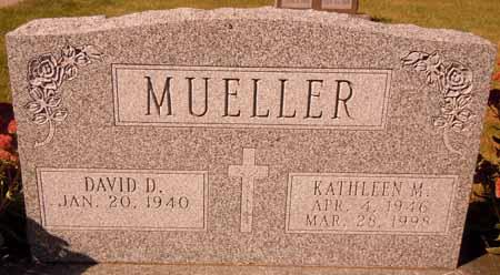 MUELLER, KATHLEEN M. - Dallas County, Iowa | KATHLEEN M. MUELLER