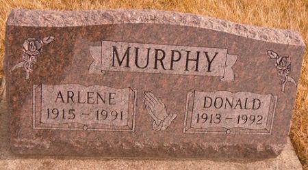 MURPHY, ARLENE - Dallas County, Iowa   ARLENE MURPHY