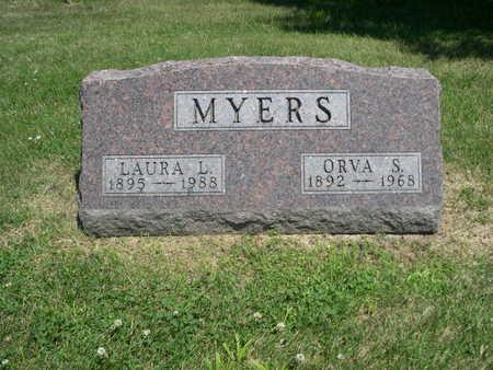 MYERS, LAURA L. - Dallas County, Iowa | LAURA L. MYERS