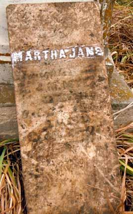 MYERS, MARTHA JANE - Dallas County, Iowa   MARTHA JANE MYERS