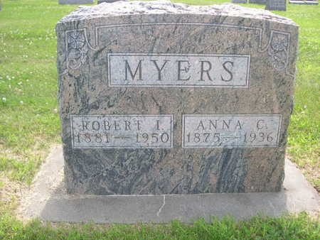 MYERS, ANNA C. - Dallas County, Iowa | ANNA C. MYERS