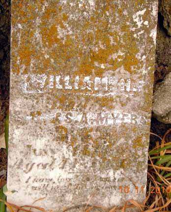 MYERS, WILLIAM H. - Dallas County, Iowa | WILLIAM H. MYERS