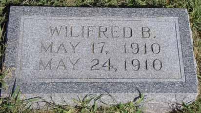 NAZARENE, WILIFRED B - Dallas County, Iowa | WILIFRED B NAZARENE