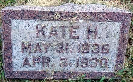 NEFF, KATE H - Dallas County, Iowa | KATE H NEFF