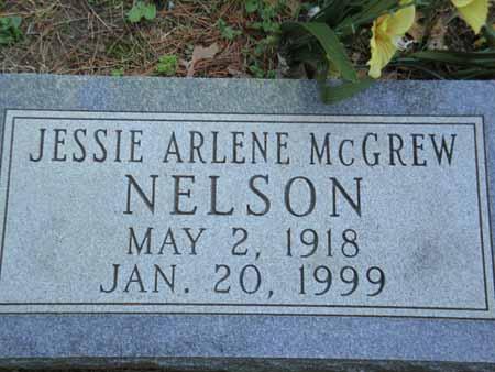 NELSON, JESSIE ARLENE - Dallas County, Iowa | JESSIE ARLENE NELSON