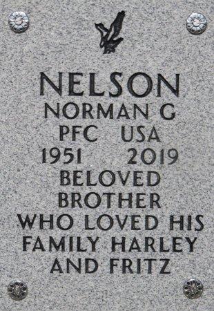 NELSON, NORMAN G - Dallas County, Iowa   NORMAN G NELSON