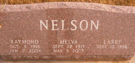 NELSON, MELVA - Dallas County, Iowa | MELVA NELSON