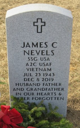 NEVELS, JAMES C. - Dallas County, Iowa | JAMES C. NEVELS