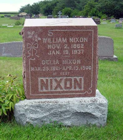 COMER NIXON, DELIA - Dallas County, Iowa | DELIA COMER NIXON