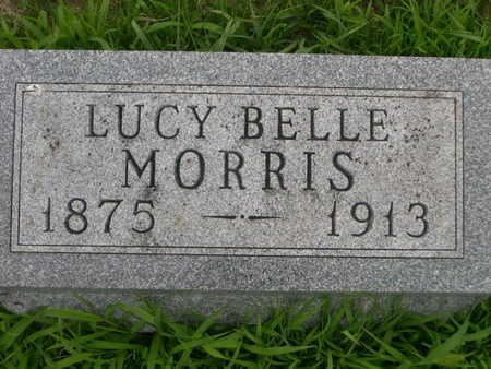 NORRIS, LUCY BELLE - Dallas County, Iowa   LUCY BELLE NORRIS