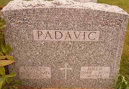 PADAVIC, STANLEY - Dallas County, Iowa | STANLEY PADAVIC