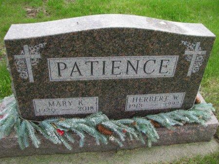 PATIENCE, HERBERT W. - Dallas County, Iowa | HERBERT W. PATIENCE