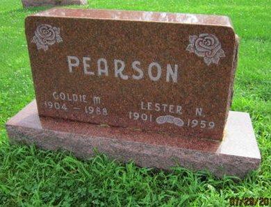 PEARSON, LESTER N - Dallas County, Iowa | LESTER N PEARSON