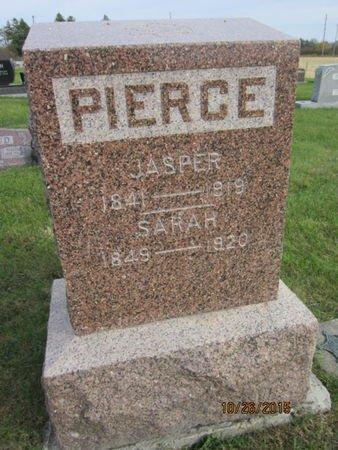 PIERCE, SARAH - Dallas County, Iowa | SARAH PIERCE