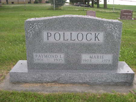 POLLOCK, MARIE - Dallas County, Iowa | MARIE POLLOCK