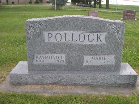 POLLOCK, RAYMOND L. - Dallas County, Iowa   RAYMOND L. POLLOCK