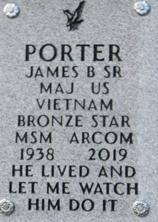 PORTER, JAMES B SR - Dallas County, Iowa | JAMES B SR PORTER
