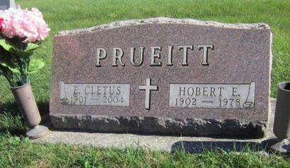 PRUEITT, HOBERT E - Dallas County, Iowa | HOBERT E PRUEITT