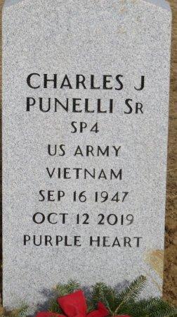 PUNELLI, CHARLES J SR - Dallas County, Iowa | CHARLES J SR PUNELLI