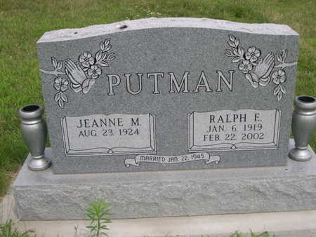 PUTMAN, JEANNE - Dallas County, Iowa | JEANNE PUTMAN