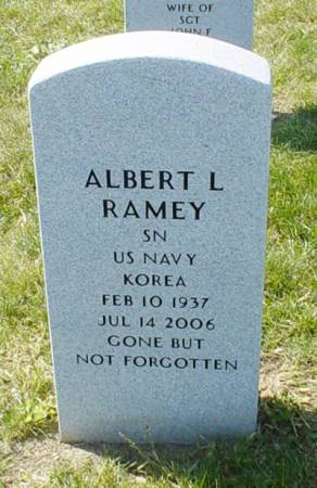 RAMEY, ALBERT L. - Dallas County, Iowa | ALBERT L. RAMEY