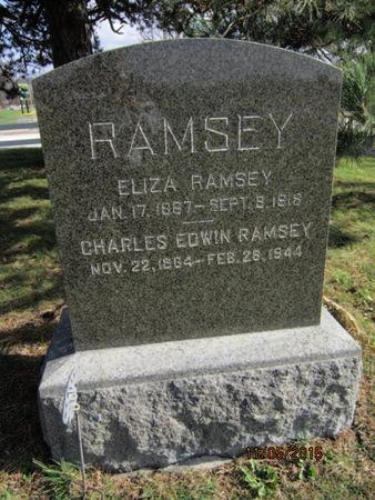 RAMSEY, ELIZA - Dallas County, Iowa | ELIZA RAMSEY
