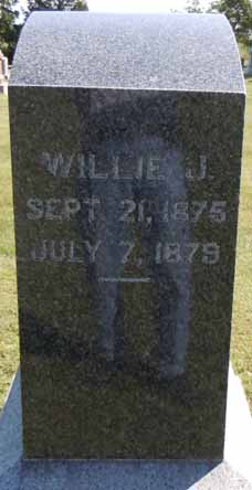 RANDELL, WILLIE J - Dallas County, Iowa   WILLIE J RANDELL