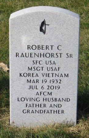 RAUENHORST, ROBERT C SR - Dallas County, Iowa | ROBERT C SR RAUENHORST