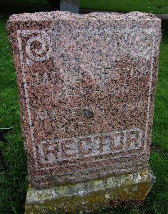 RECTOR, JACOB - Dallas County, Iowa | JACOB RECTOR