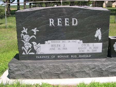 REED, CECIL L. - Dallas County, Iowa | CECIL L. REED