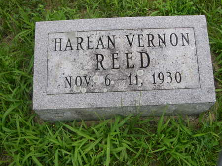 REED, HARLAN VERNON - Dallas County, Iowa   HARLAN VERNON REED
