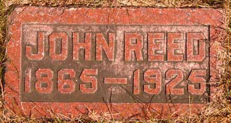 REED, JOHN - Dallas County, Iowa | JOHN REED