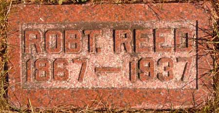 REED, ROBT. - Dallas County, Iowa | ROBT. REED