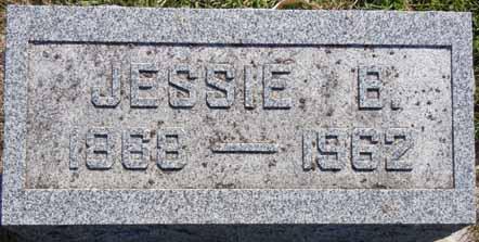 RHINEHART, JESSIE B - Dallas County, Iowa   JESSIE B RHINEHART