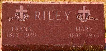 RILEY, FRANK - Dallas County, Iowa | FRANK RILEY