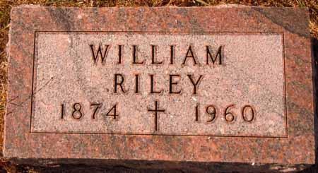 RILEY, WILLIAM - Dallas County, Iowa | WILLIAM RILEY