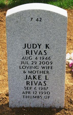 RIVAS, JUDY KAY - Dallas County, Iowa   JUDY KAY RIVAS