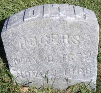 ROGERS, EDITH - Dallas County, Iowa | EDITH ROGERS