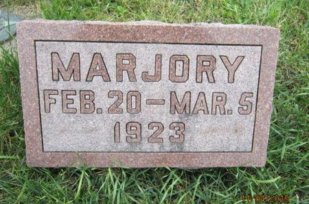 ROWE, MARJORY - Dallas County, Iowa   MARJORY ROWE