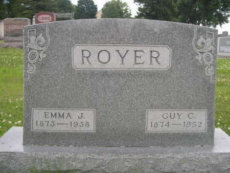 ROYER, GUY C. - Dallas County, Iowa | GUY C. ROYER