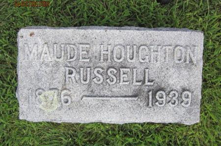 RUSSELL, MAUDE - Dallas County, Iowa | MAUDE RUSSELL