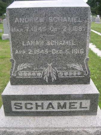 SCHAMEL, ANDREW - Dallas County, Iowa | ANDREW SCHAMEL