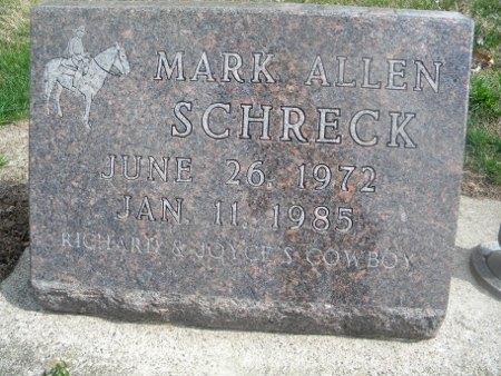 SCHRECK, MARK ALLEN - Dallas County, Iowa | MARK ALLEN SCHRECK