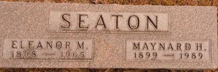 SEATON, ELEANOR M. - Dallas County, Iowa | ELEANOR M. SEATON