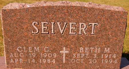 SEIVERT, BETH M. - Dallas County, Iowa | BETH M. SEIVERT