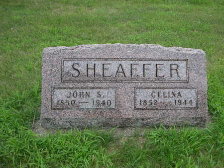 SHEAFFER, CELINA - Dallas County, Iowa | CELINA SHEAFFER