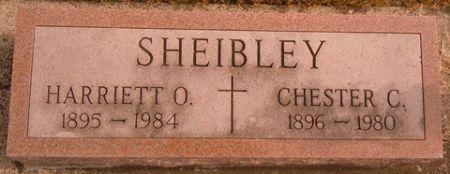SHEIBLEY, CHESTER C. - Dallas County, Iowa | CHESTER C. SHEIBLEY