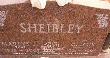 SHEIBLEY, C. JACK - Dallas County, Iowa | C. JACK SHEIBLEY