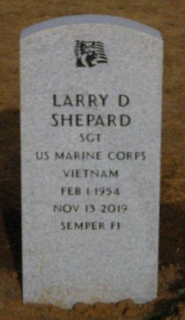 SHEPARD, LARRY D - Dallas County, Iowa | LARRY D SHEPARD