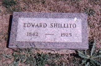 SHILLITO, EDWARD - Dallas County, Iowa | EDWARD SHILLITO